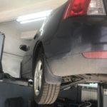 Мойка радиаторов Volvo S40
