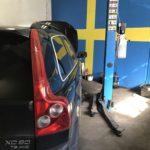 Чистка вентиляции картечных газов Volvo XC90