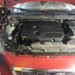 Замена двигателя Volvo V40