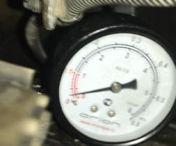 Низкое давление масла ДВС Volvo
